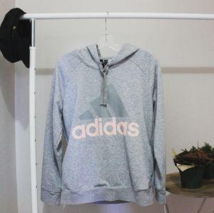 Adidas Gray Hoodie